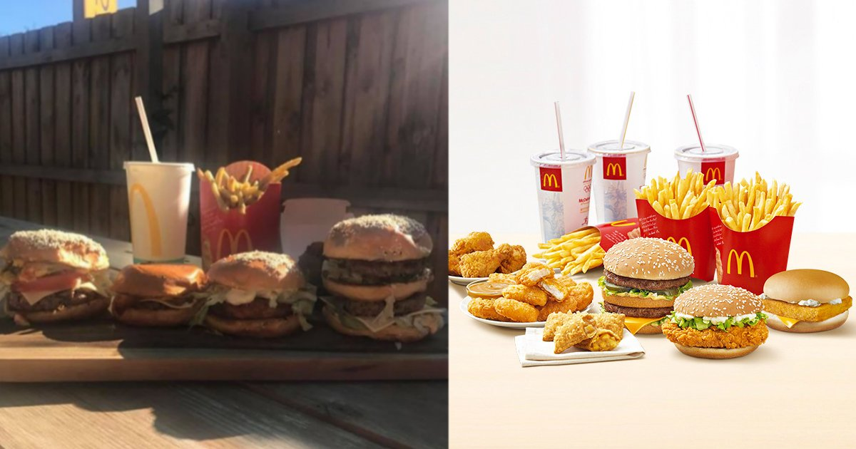 home made mcdonalds.jpg?resize=648,365 - Foodies Share Their Hacks For McDonald's Recipes!! You Can Make This At Home Now
