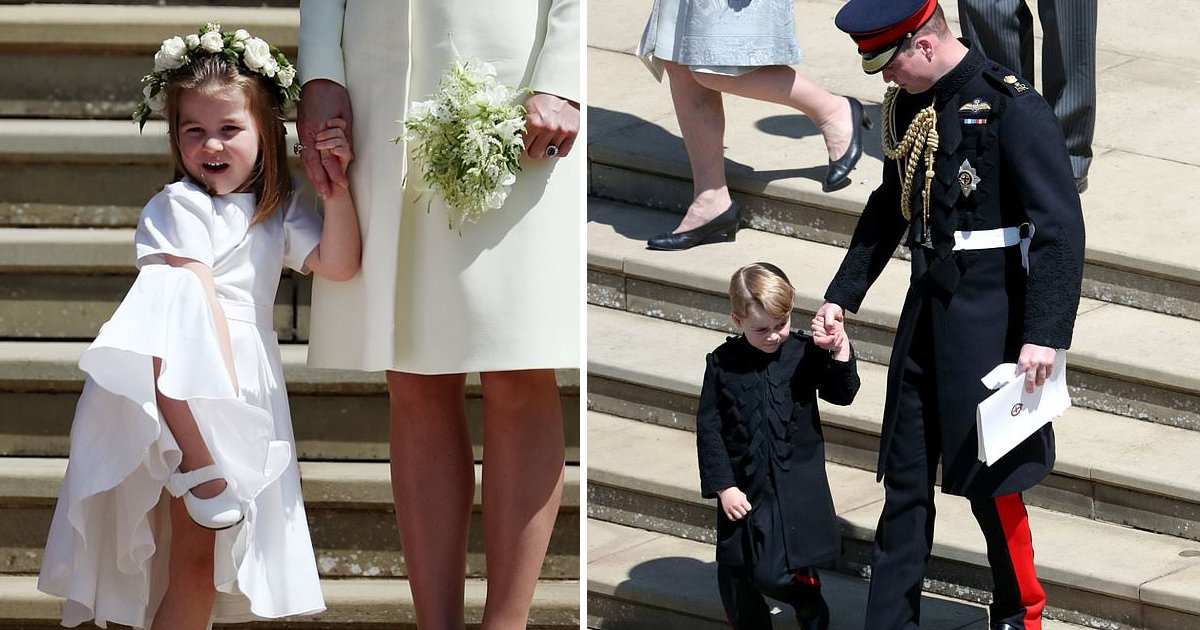 kids.jpg?resize=300,169 - Cute Little Kids Were The Real Show-stealer Of The Royal Wedding