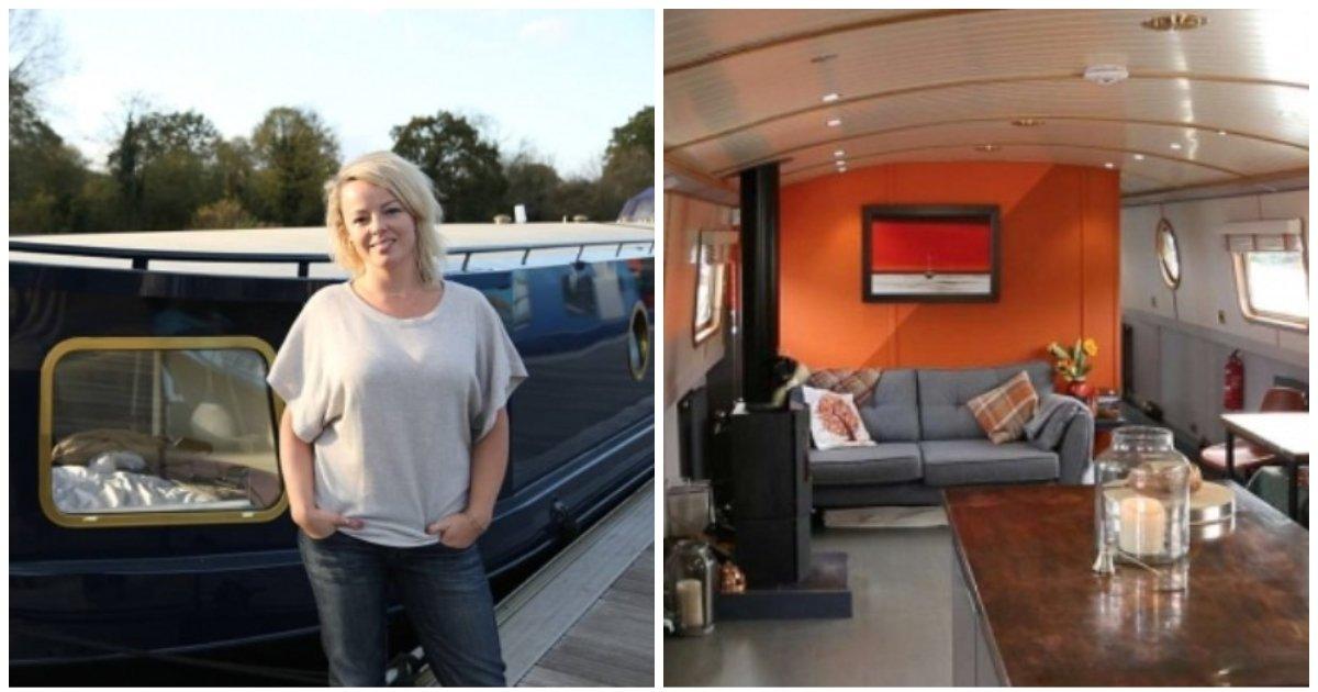 layout 2018 5 21 1 1.jpg?resize=300,169 - 치솟는 런던 집값 때문에 배 위에서 사는 한 여성 (사진 6장)