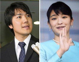 眞子さまと小室さん 婚約延長에 대한 이미지 검색결과