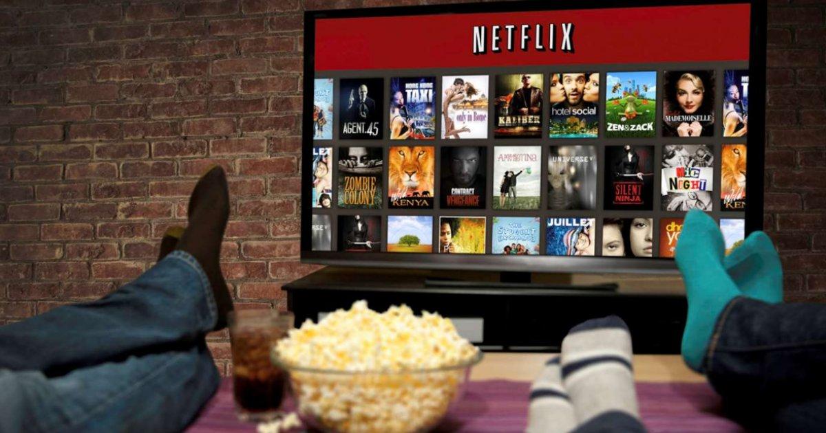 maratona.png?resize=1200,630 - Brasileiro está trocando a novela das 21h por séries, diz estudo da Netflix