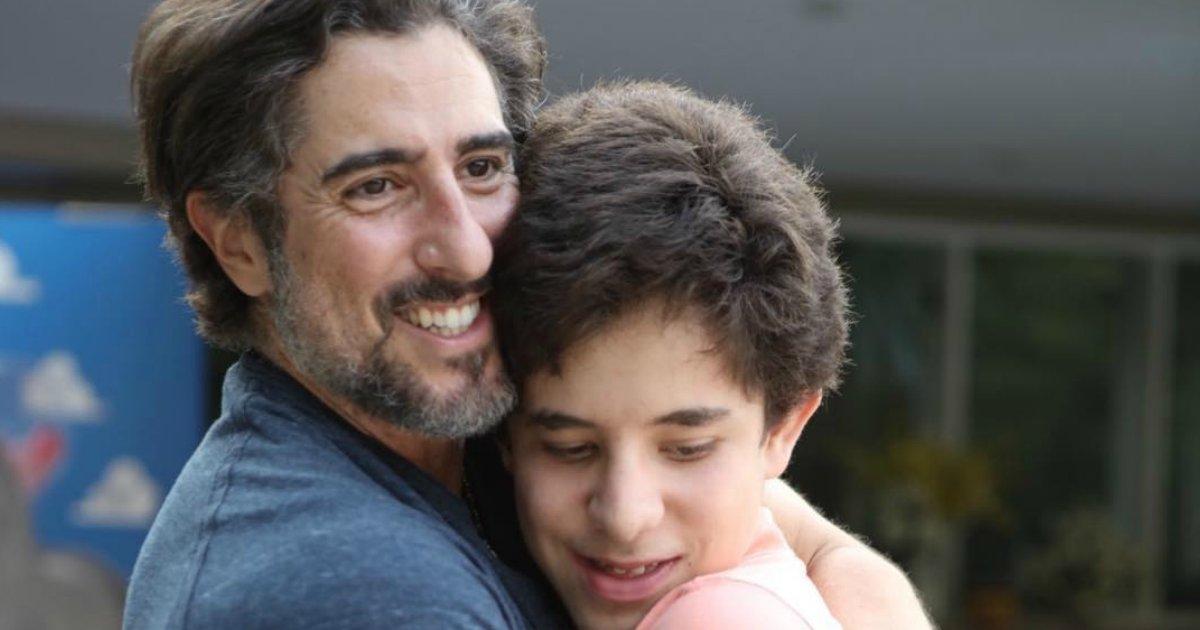 marcosmion.png?resize=412,232 - Famosos que têm filhos com deficiência inspiram com declarações sobre amor