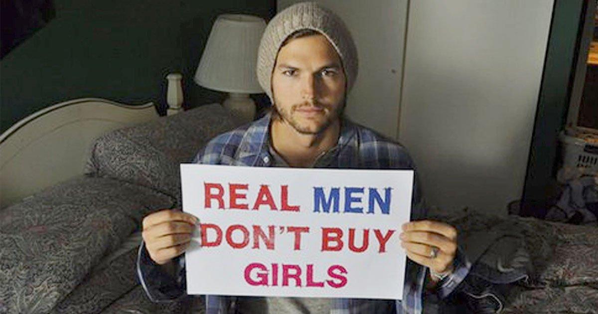 n 1.jpg?resize=1200,630 - Saviez-vous qu'Ashton Kutcher a sauvé 6 000 enfants du trafic sexuel?