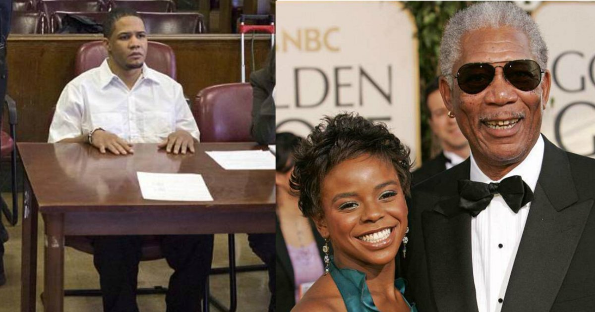 not guilty.jpg?resize=1200,630 - Boyfriend Who Stabbed Morgan Freeman's Granddaughter 25 Times Found NOT Guilty Of Murder