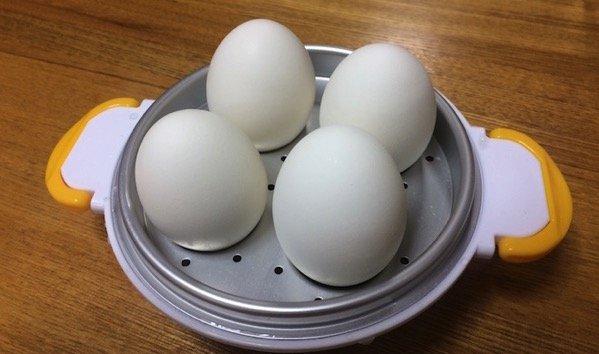 「ゆで卵 電子レンジ」の画像検索結果