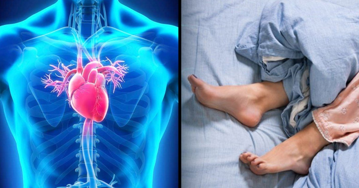 pic copy 3 5.jpg?resize=412,232 - New Research Finds Restless Leg Syndrome Linked To Cardiovascular Diseases Related Death In Women