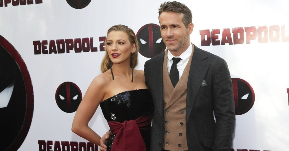 pic copy 3 6.jpg?resize=648,365 - Ryan Reynolds Hits The Red Carpet With Blake Lively At Deadpool 2 Premiere In New York