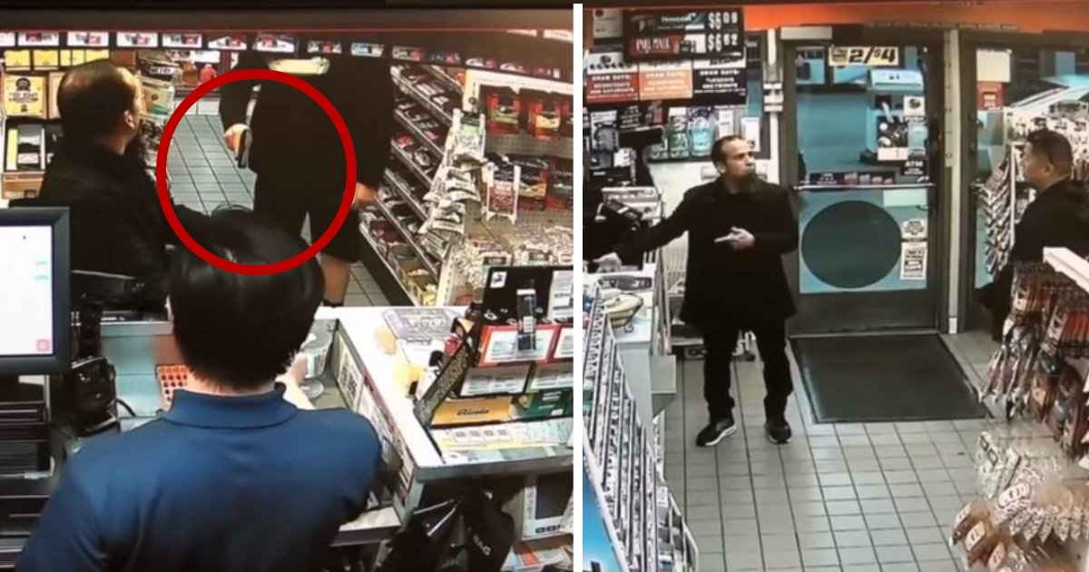 police mistake.jpg?resize=1200,630 - Off-Duty Police Officer Pulls A Gun On An Innocent Convenience Store Customer
