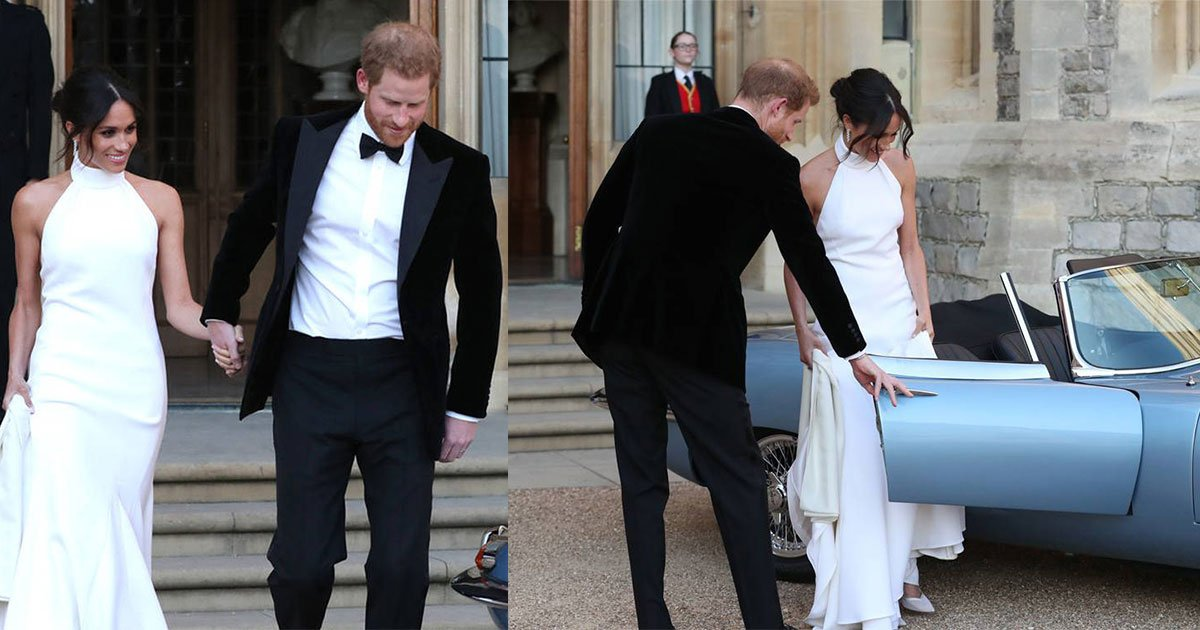 prince harry and meghan markles intimate dinner with 200 guests naughty speeches from princes pals and many more.jpg?resize=412,232 - Prince Harry And Meghan Markle's 'Intimate Dinner' With 200 Guests, 'Naughty' Speeches From Prince's Pals And Many More