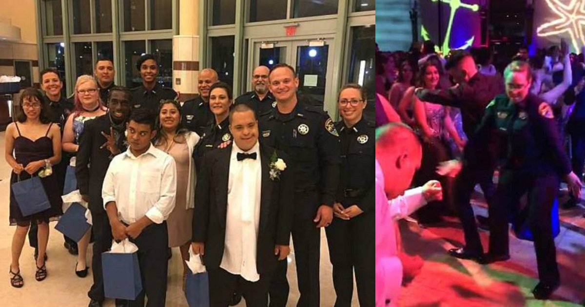 prom rocking.jpg?resize=300,169 - Florida Cops Hit The Dance Floor After Escorting Special Needs Students To High School Prom