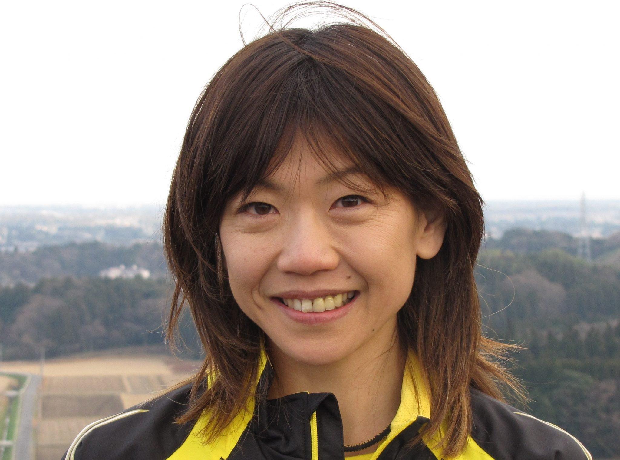 「高橋尚子」の画像検索結果