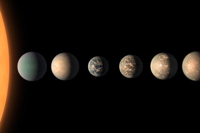 TRAPPIST-1에 대한 이미지 검색결과