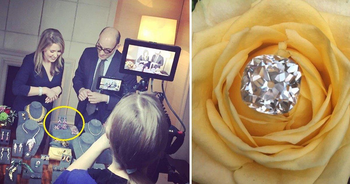 rich.jpg?resize=412,232 - Une femme découvre par hasard que sa bague fantaisie en diamant d'une valeur de 13$ vaut en réalité un demi-million de dollars