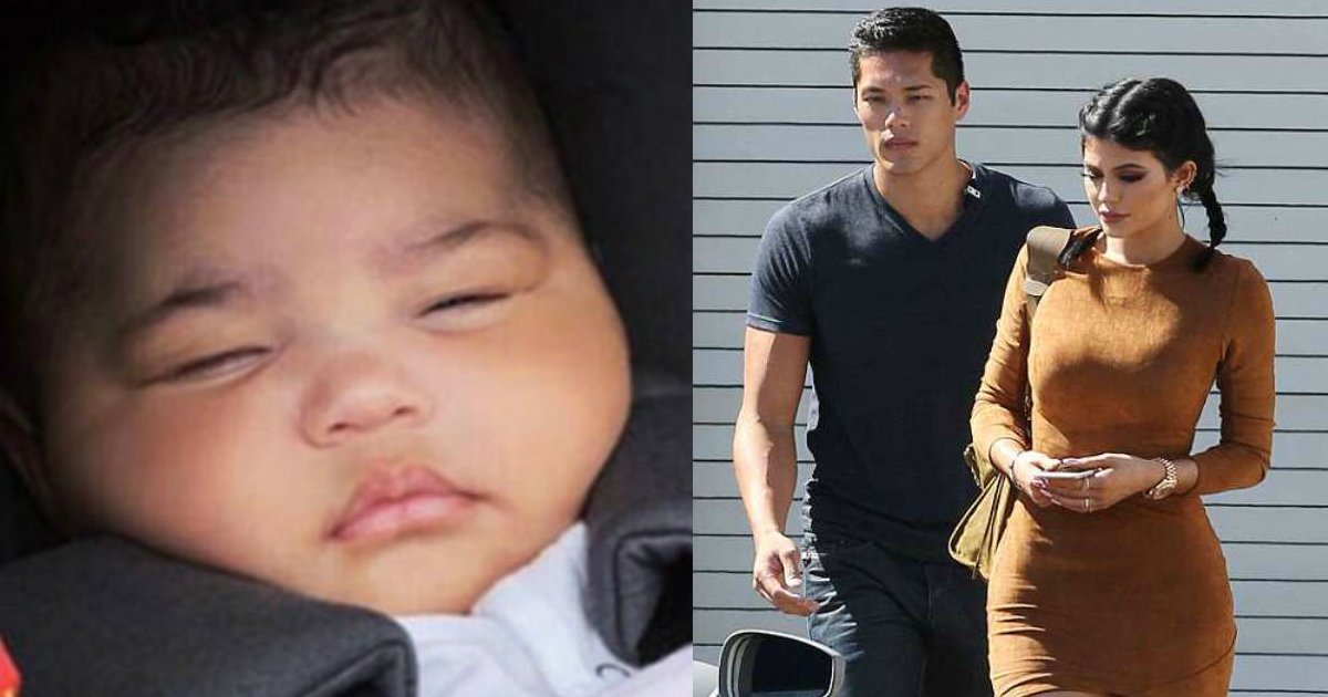 stormi.jpg?resize=300,169 - Kardashian Fans Distracted By Kylie Jenner's Bodyguard And His Resemblance To Baby Stormi