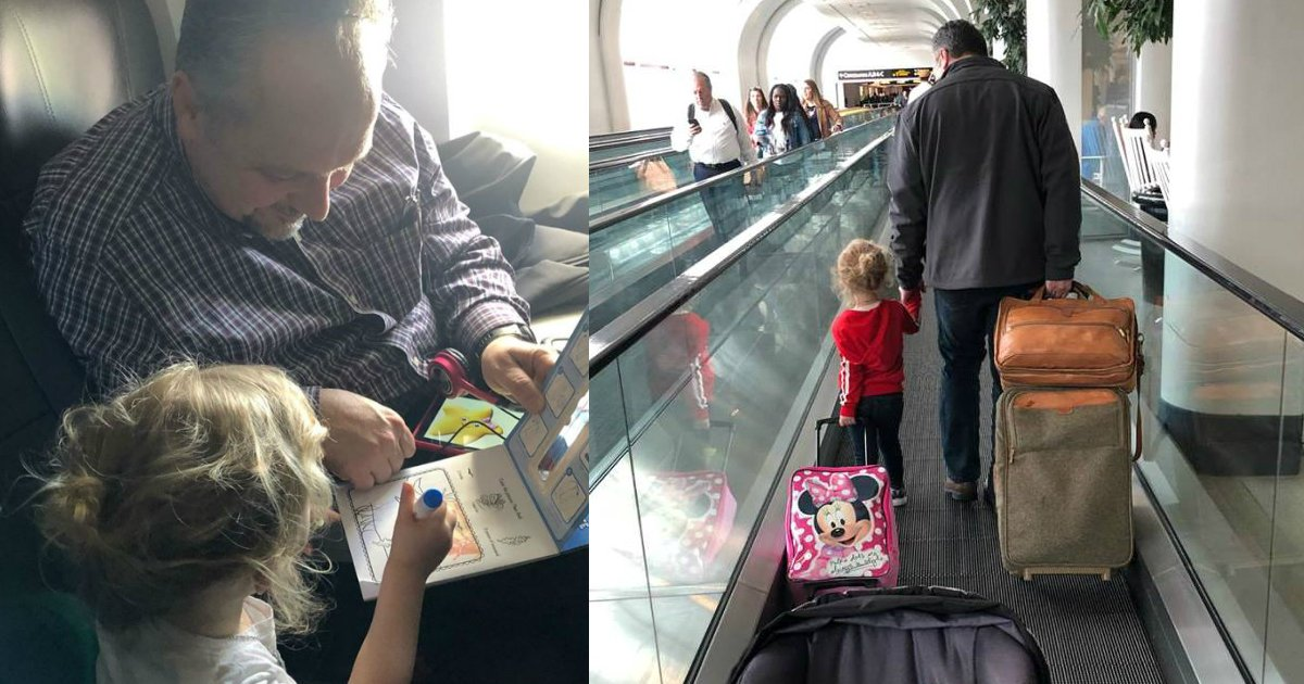 stranger help with children.jpg?resize=300,169 - Stranger Helps Mother Who Can't Stop Kids From Screaming On Plane