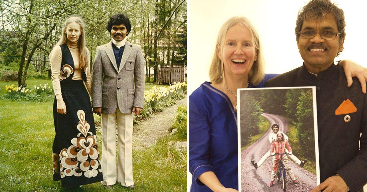 sweden.jpg?resize=300,169 - Cet Indien a tout vendu, acheté un vélo et parcouru 6000 milles jusqu'en Suède pour rencontrer l'amour de sa vie