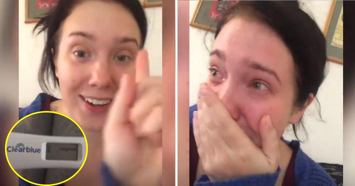 test.jpg?resize=648,365 - [Vidéo] Ce couple tente depuis 4 ans d'avoir un bébé. Voyez sa réaction quand elle découvre être finalement enceinte.