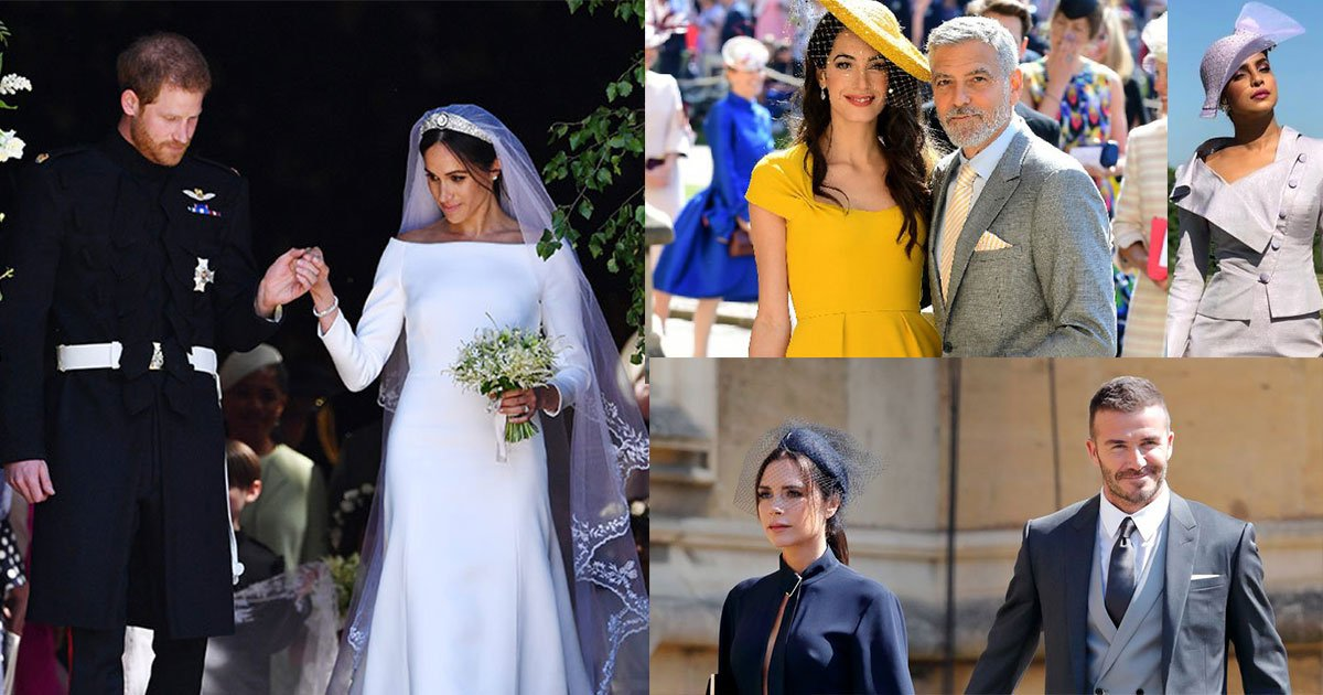 these top celebrities attended the royal wedding of prince harry and meghan markle and turned it into a hollywood event.jpg?resize=300,169 - These Top Celebrities Attended The Royal Wedding Of Prince Harry And Meghan Markle And Turned It Into A Hollywood Event