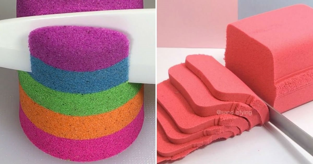 thumb1 1.jpg?resize=1200,630 - People Get Weird Sense Of Satisfaction From Watching Kinetic Sand Cutting