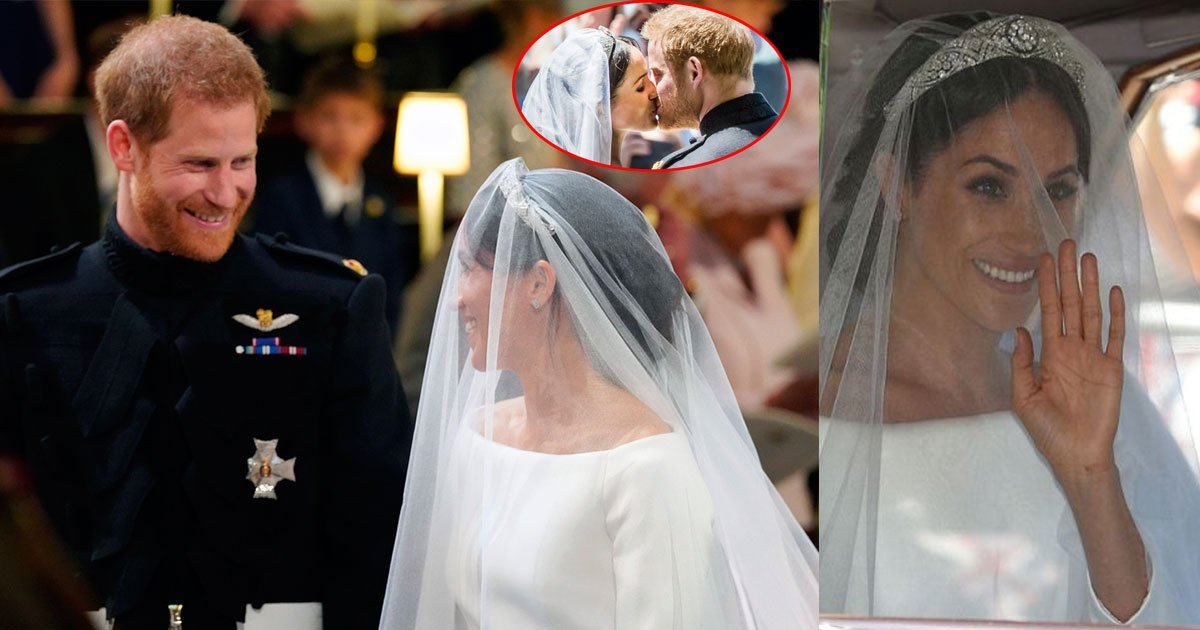 top special moments of prince harry and meghan markles royal wedding that will melt your heart.jpg?resize=412,232 - Top 8 Special Moments Of Prince Harry And Meghan Markle's Royal Wedding That Will Melt Your Heart