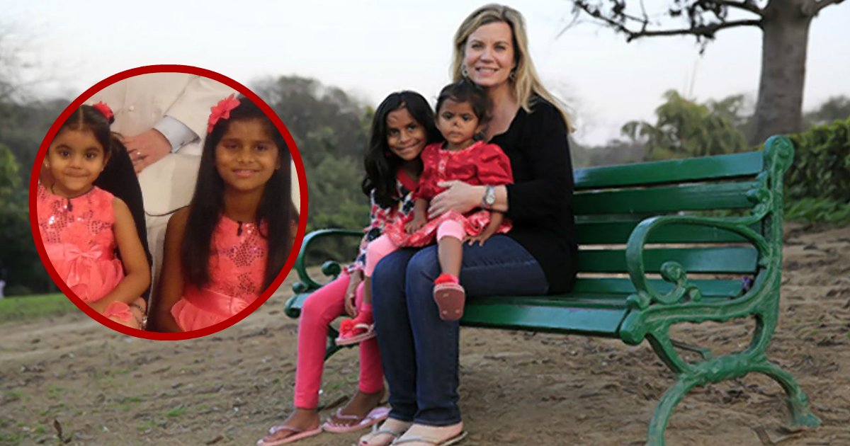 transformation.jpg?resize=300,169 - Mom Adopts 3-Year-Old Girl Whose Nose Was Eaten By Animals, Years Later She Transforms
