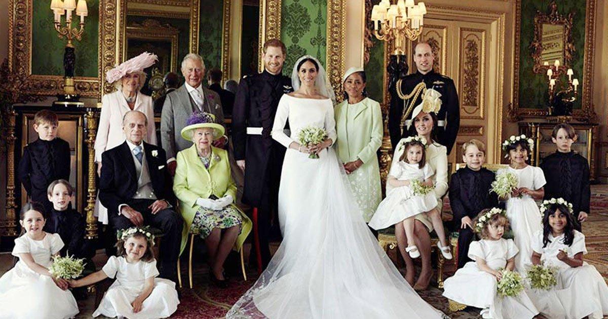 untitled 1 102.jpg?resize=1200,630 - Attention ! Voici les premières images officielles de mariage royal.