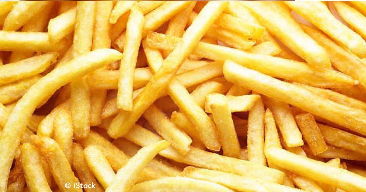 untitled 1 122.jpg?resize=412,232 - Un estudio reveló que las papas fritas podrían ser más saludables que una ensalada