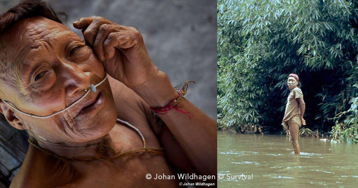 untitled 1 28.jpg?resize=1200,630 - Tribu en la Amazonía peruana está pidiendo ayuda pues está muriendo por la contaminación
