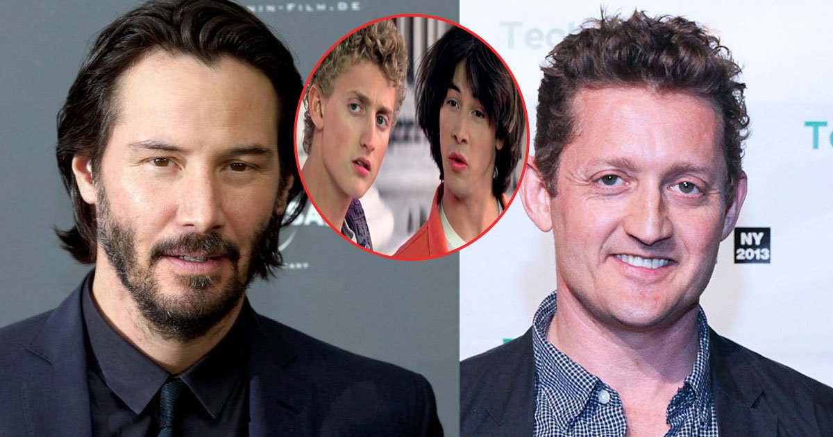 untitled 1 40.jpg?resize=300,169 - Keanu Reeves and Alex Winter Reunite After 27 Years For 'Bill and Ted 3'