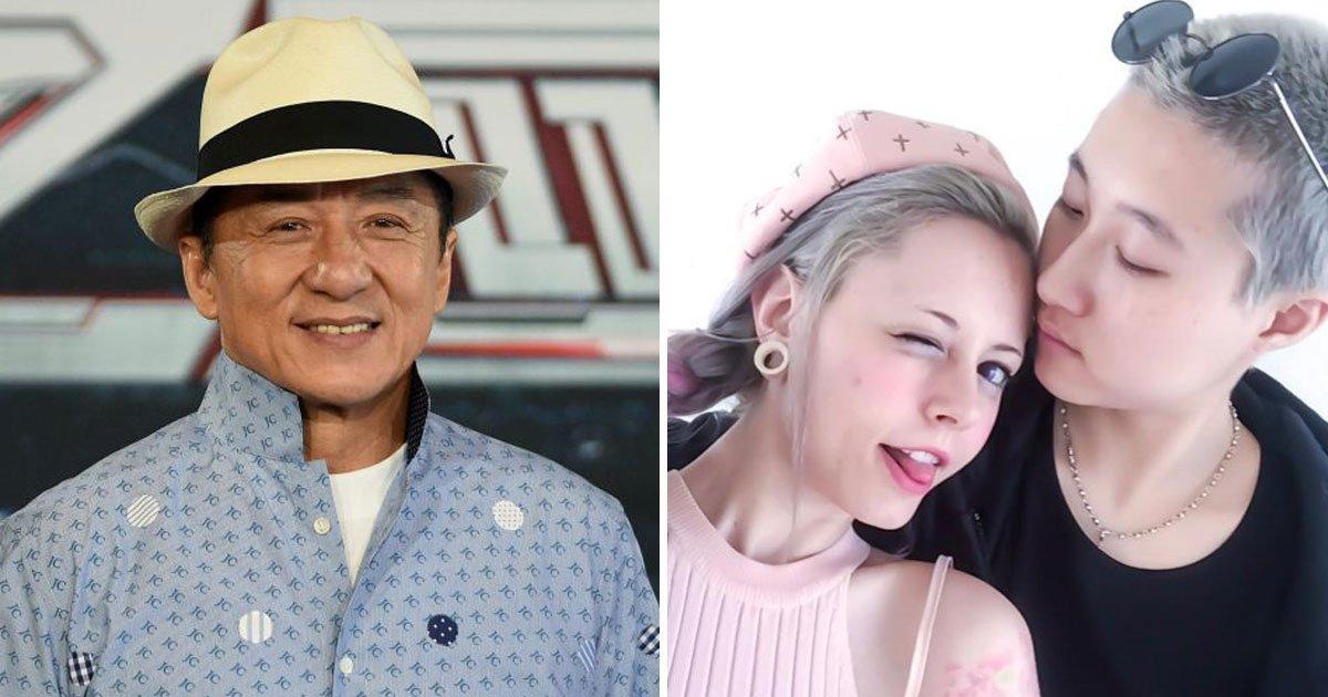 untitled 1 59.jpg?resize=1200,630 - La fille de Jackie Chan et sa petite amie sont sans-abris, prétendent vivre sous un pont à cause de 'parents homophobes'