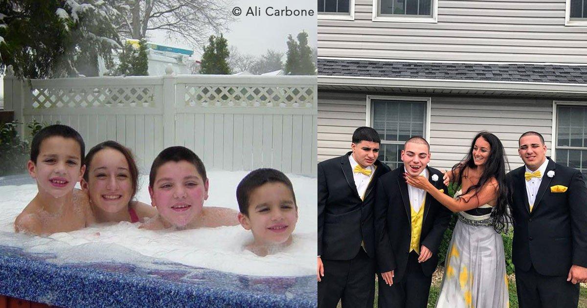 untitled 1 60.jpg?resize=1200,630 - Mulher compartilha a sua ótima experiência de vida ao lado de 3 irmãos autistas