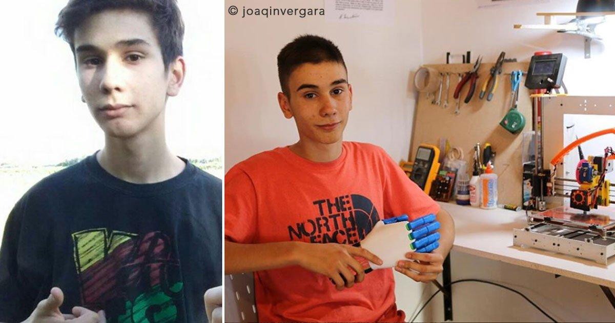 untitled 1 62.jpg?resize=300,169 - La historia del estudiante argentino que desea regalar prótesis de mano en todo el mundo