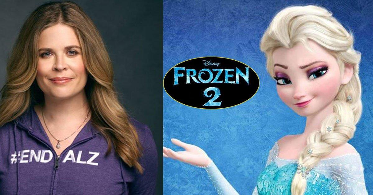 """untitled 1 85 1.jpg?resize=300,169 - Elsa aura-t-elle une petite-amie dans """"La Reine des Neiges 2""""? La réalisatrice Jennifer Lee répond à ces rumeurs."""