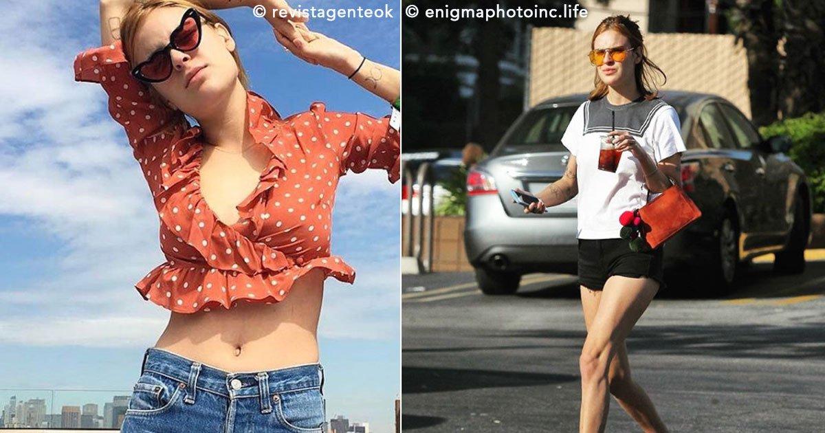 "untitled 1 96.jpg?resize=300,169 - A la hija de Bruce Willis y Demi Moore le llegaron a decir ""fea"", ahora luce bellísima"