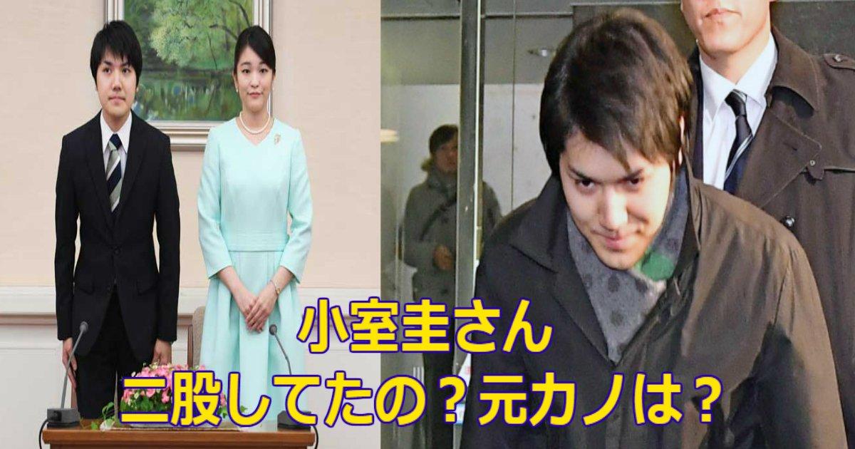 w 14.jpg?resize=412,232 - 【二股疑惑】小室圭さん、元カノの存在がヤバすぎる件!彼の本当の素顔とは…?