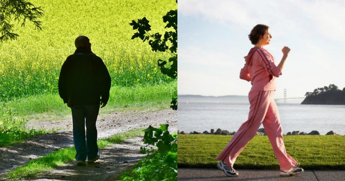 walk a little.jpg?resize=412,232 - Amazing Health Benefits Of Walking 15 to 20 Minutes A Day