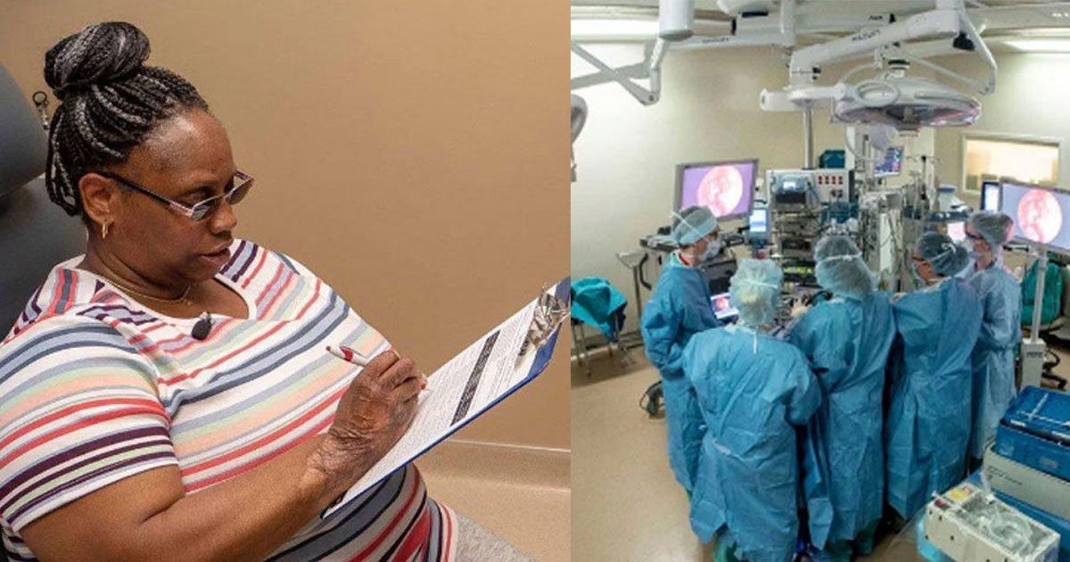 woman was stunned when doctors found the cause of her running nose.jpg?resize=1200,630 - Une femme a été abasourdie lorsque des médecins ont découvert la cause de son nez qui coule