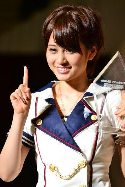 「前田敦子 フライングゲット 総選挙」の画像検索結果