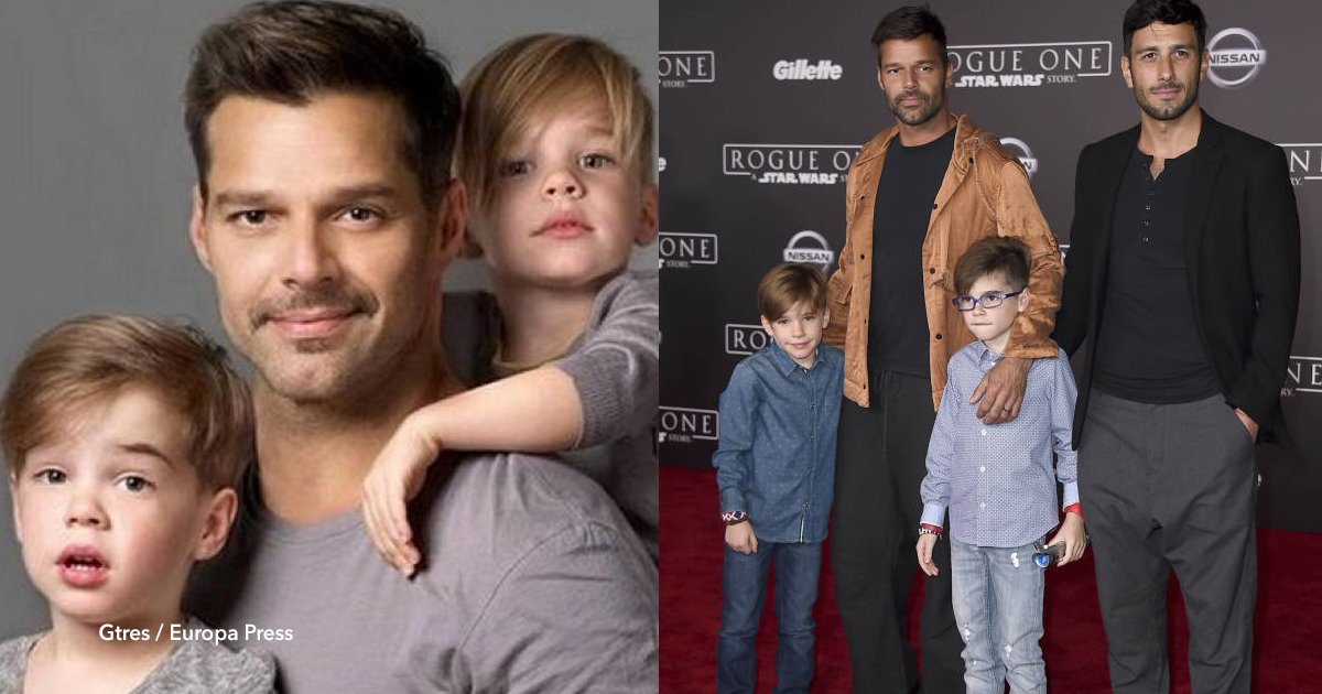 1 cov 3.jpg?resize=1200,630 - Ricky Martin afirmó que quisiera que sus hijos sean gay