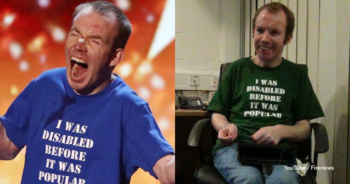 """1 cov 8.jpg?resize=412,232 - Este hombre sin voz logró ganar el concurso del programa de talento """"Got Talent"""" de Reino Unido"""