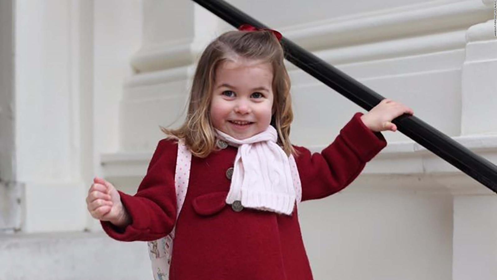 180108161026 01 princess charlotte starts nursery school 0108 full 169.jpg?resize=636,358 - 8 regras que a princesa Charlotte já é obrigada a seguir