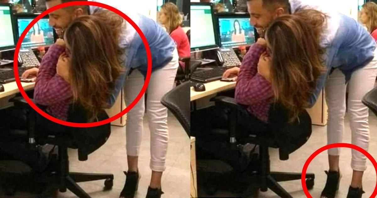 2 12.jpg?resize=1200,630 - 彼女を後ろから「ハグ」した彼氏の「下半身」を見て人々が驚いた理由