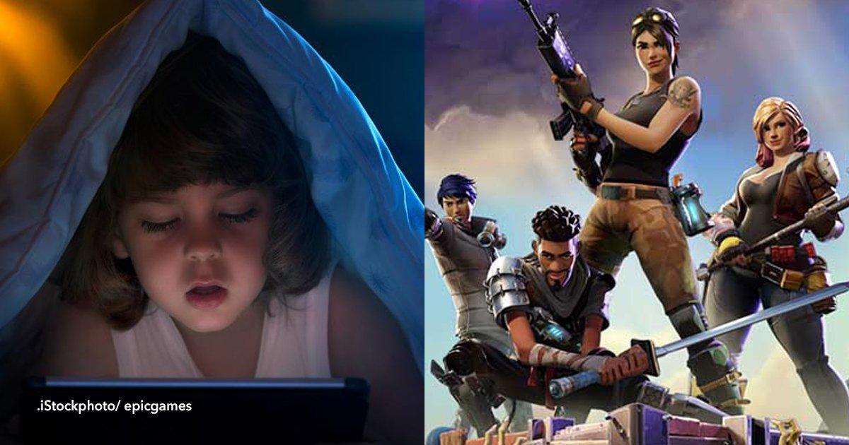 """2 cov 2.jpg?resize=300,169 - Con tan solo 9 años esta niña se volvió adicta al videojuego """"Fortnite"""" y se encuentra en rehabilitación"""