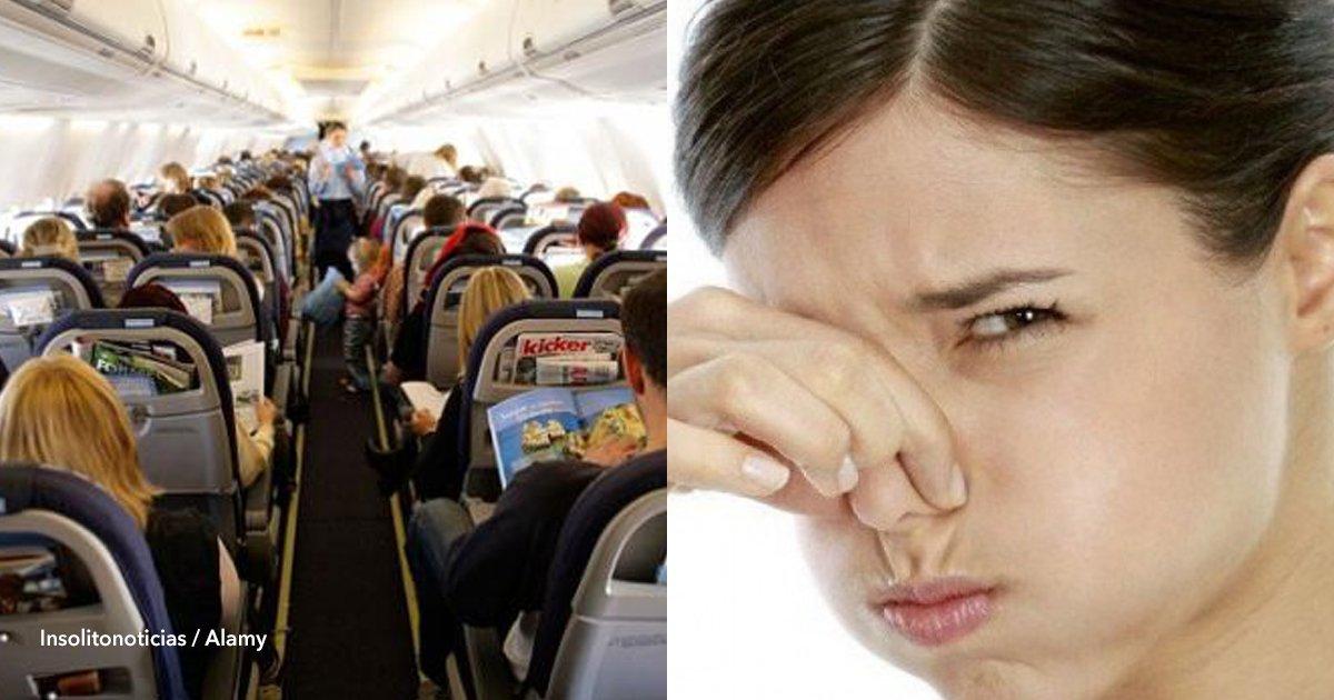 3 cover.jpg?resize=300,169 - El insoportable hedor de un pasajero provocó que un avión tenga que aterrizar de emergencia