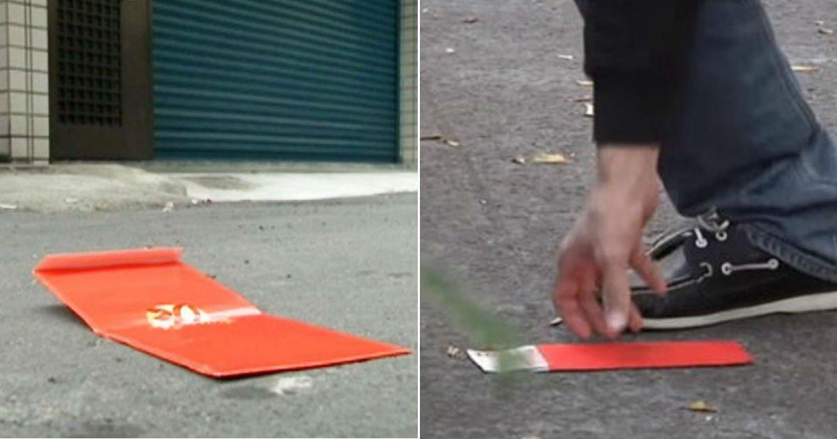3214.jpg?resize=1200,630 - '대만'에서 길에 떨어진 '빨간 봉투'를 섣불리 주으면 안되는 이유