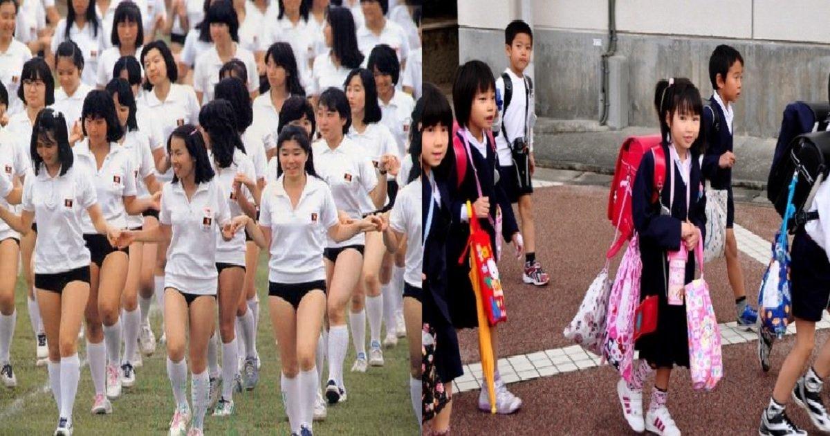 "333 1.jpg?resize=648,365 - ""체육복 안에 속옷 착용하면 혼내는 일본의 일부 초등학교"""