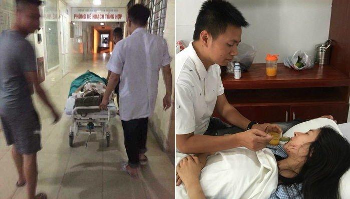 35go70ctex82buta1948.jpg?resize=1200,630 - 「不倫相手」が妻に殴られて、直ちに病室に駆け付けて看護してくれた夫