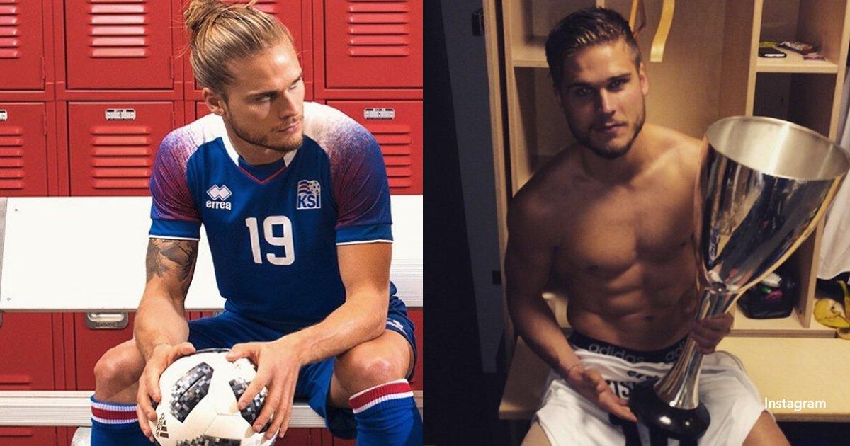 4 cov 1.jpg?resize=300,169 - Rurik Gislason, el jugador de Islandia que despierta la pasión de todas las mujeres en las redes sociales