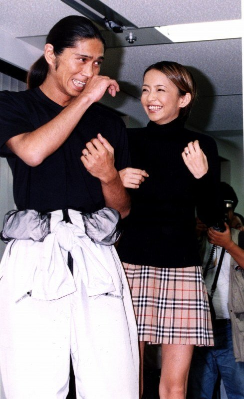 「安室奈美恵 1997年」の画像検索結果