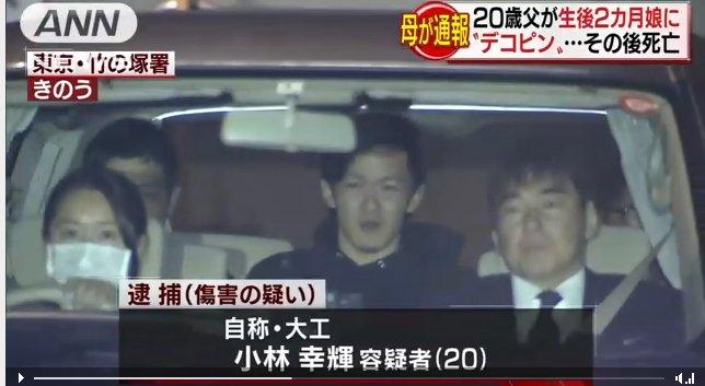 小林容疑者